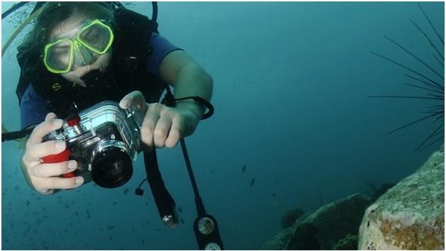 Camera Waterproof
