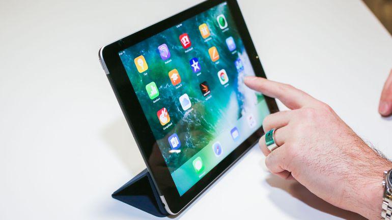 The Efficiency of an iPad Regarding Office Use