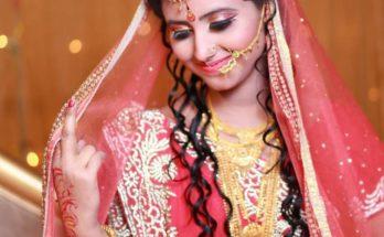 wedding saree for bride
