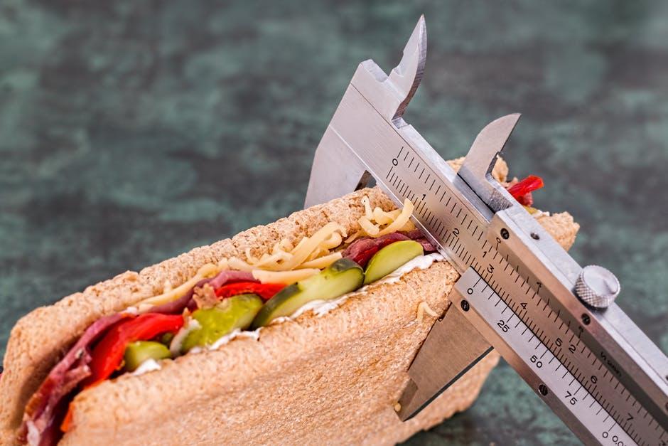 Limit your calories