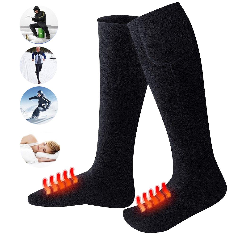Heated Ski Socks Feet Warmer-Heater Warm Feet WarmerHeater