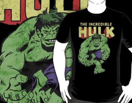 Incredible Hulk T-Shirt