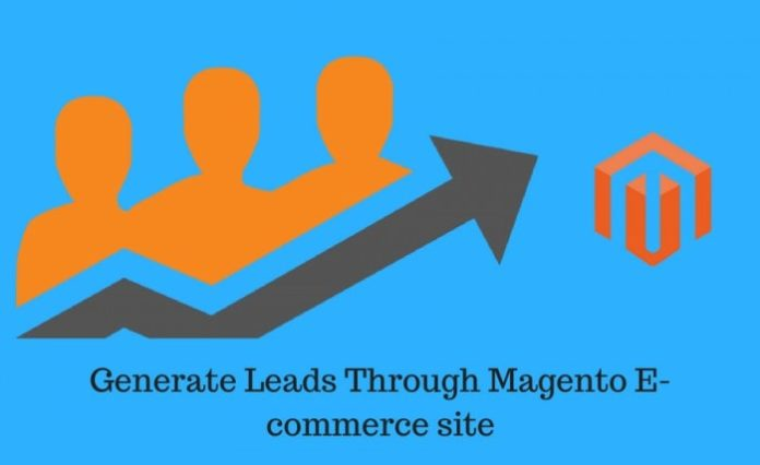 How to Generate Leads to Magento E-commerce site