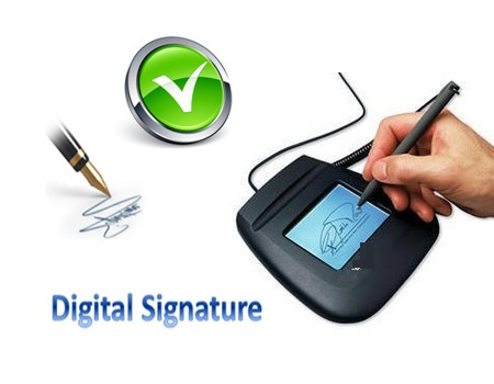 Integrate Digital Signature