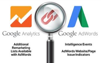 Link Google Analytics & AdWords