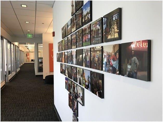 Make Walls Interactive