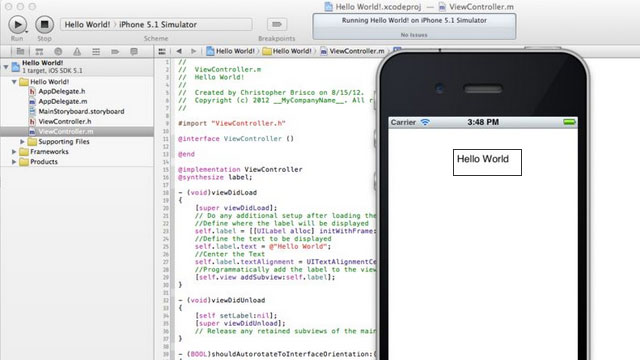 Secure App's Code