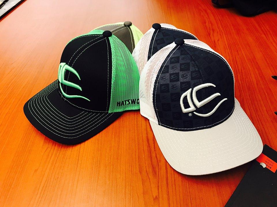 custom Branded Caps