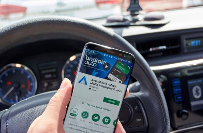 Android Auto Head Unit for Your Vehicle
