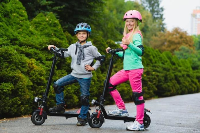 Buying Scooters for Kids