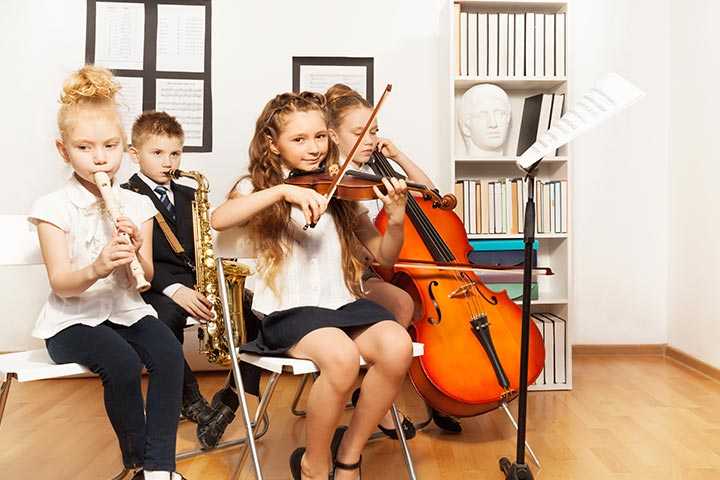 Which Instrument Should My Child Learn