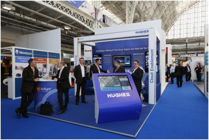 Design Your Exhibition Stand : How to get the most out of your exhibition stand trionds