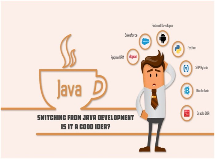 Is it a Good Idea to switch from Java Development?