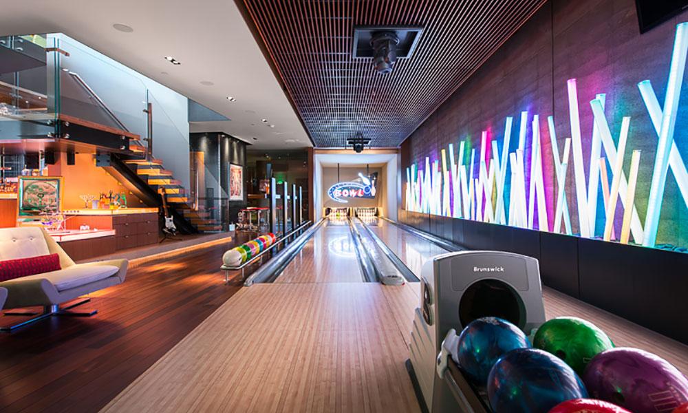 bowling vegas