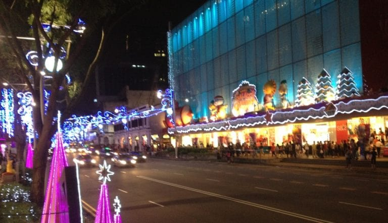 Orchard Street Singapore