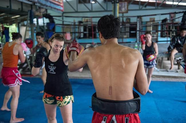 Muay Thai - The secret to living longer