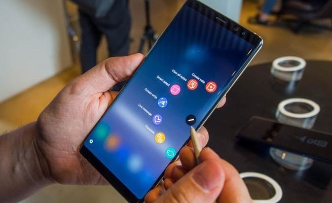 Review of Samsung Galaxy 9
