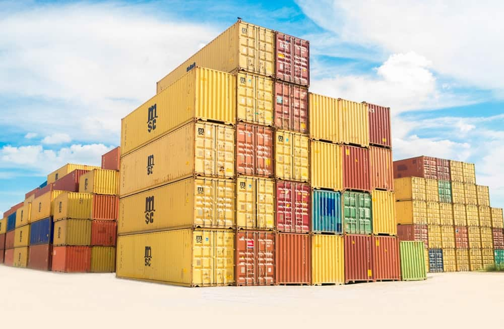 Shipping Container hacks