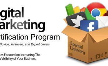 Online Marketing Certifications