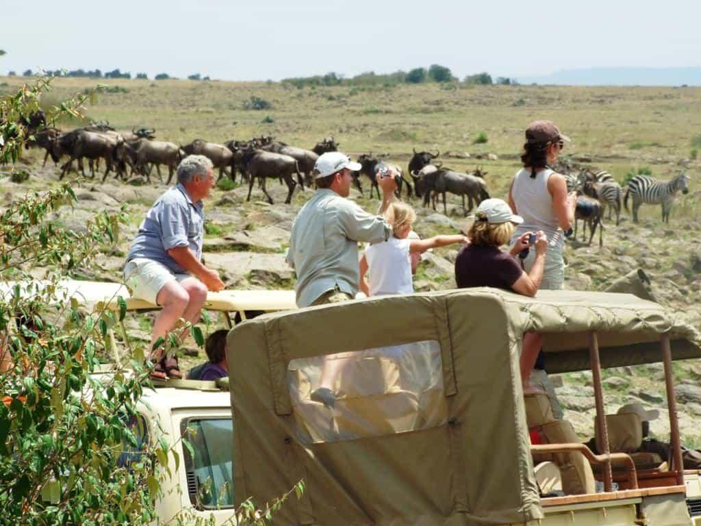Masai Mara Safari Camp, Kenya