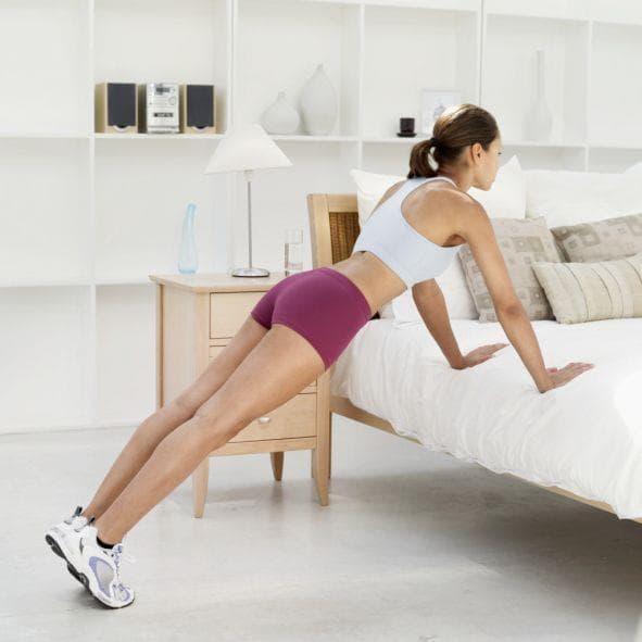 Exercise often