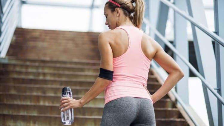 Run-walk intervals