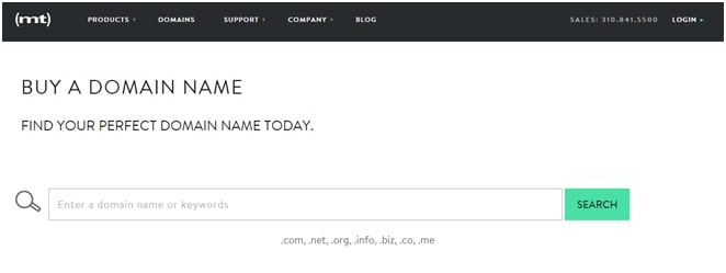 Don't buy a Domain Name