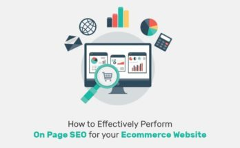 How to Effectively Perform On Page SEO for your Ecommerce Website