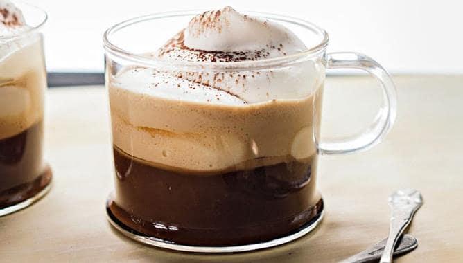 Maple irish coffee