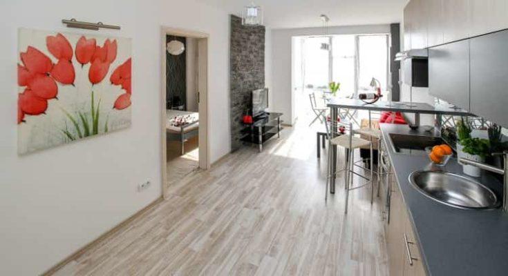Remodel Tiny Apartments