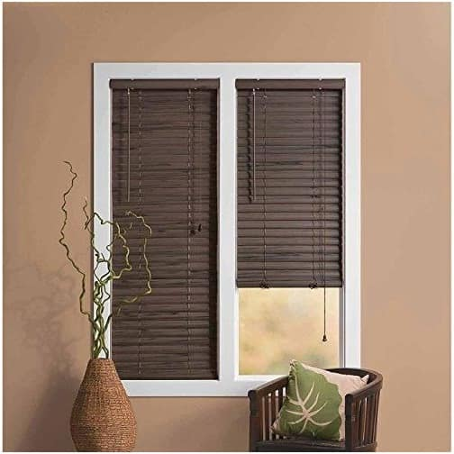 Dark Colored Blinds