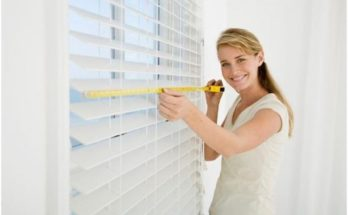 Color Window Blinds