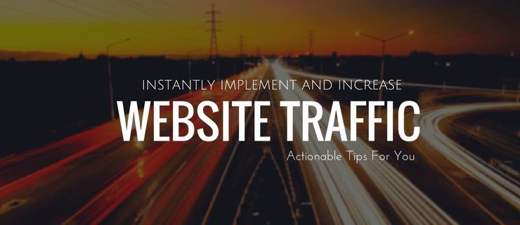 Tips to Drive a Ton of Traffic