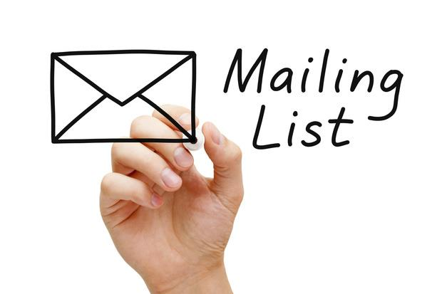 Collect Email List