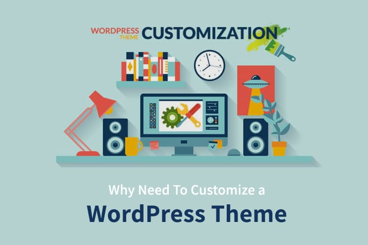 Customize a WordPress Theme