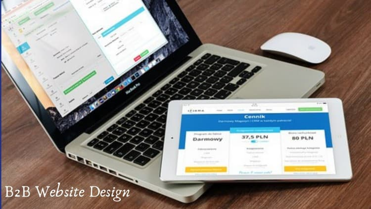 B2B Website Design