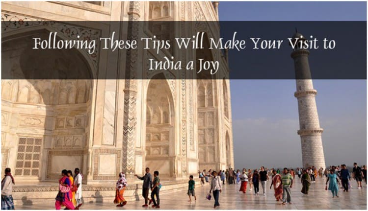 Visit to India