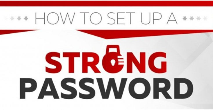 Strong and Unique Passwords
