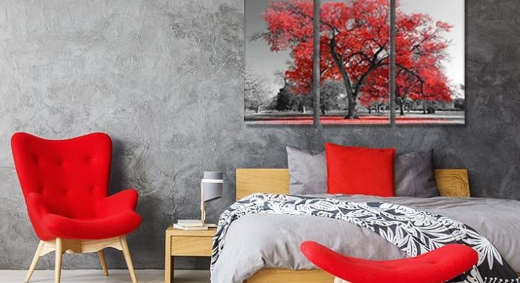 Wall Art by Color
