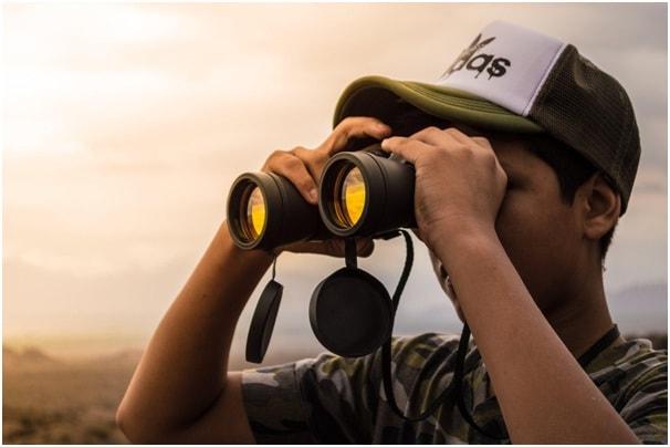 Portable Camping Binoculars