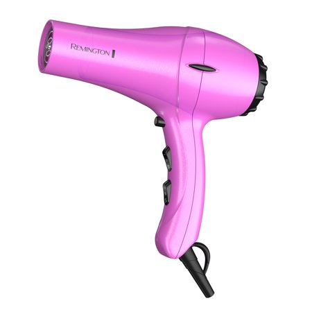 A hair dryer