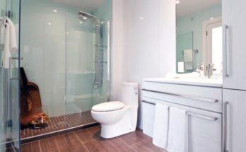 Acrylic Shower Panels