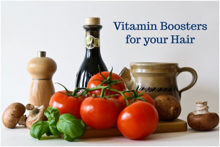 Vitamin Boosters for Growing Your Hair Quickly