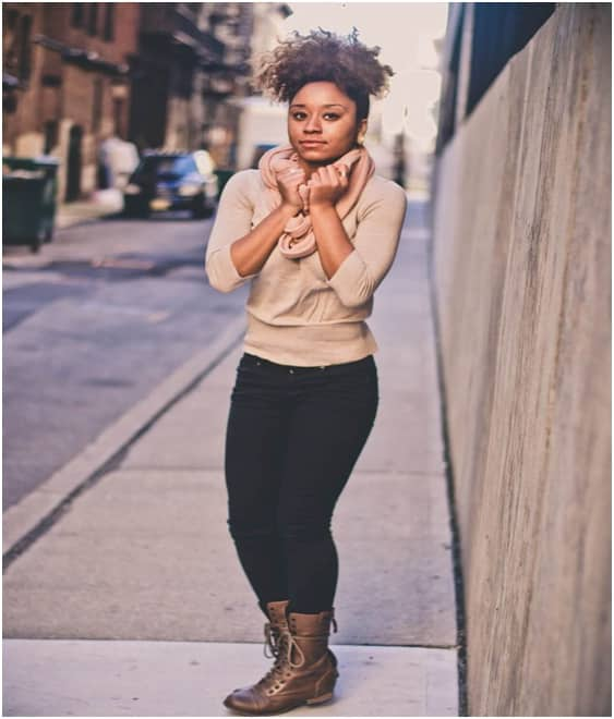 Black Girl Winter Outfits