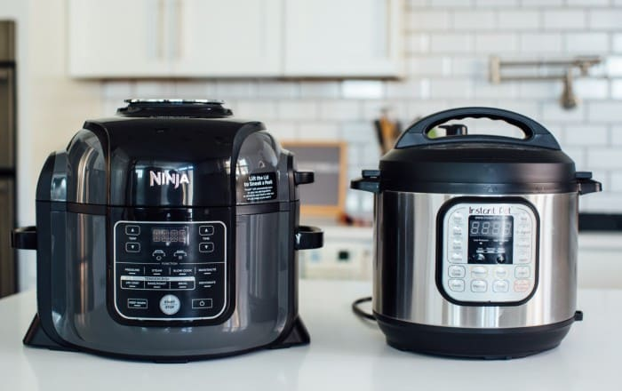 A deluxe Instant Pot