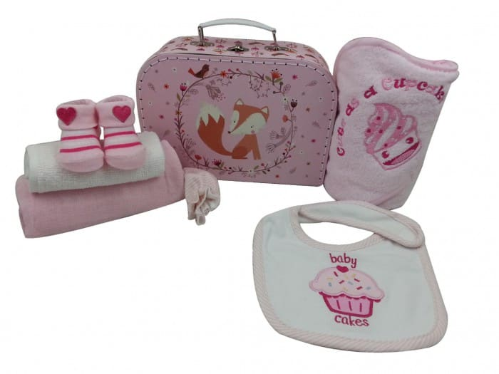 A set of luggage