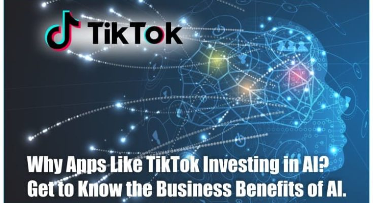 TikTok investing in AI