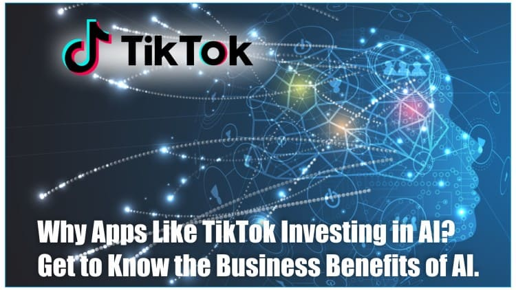 TikTok investing in AI