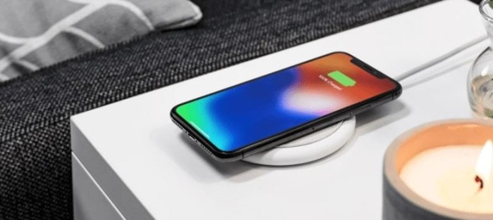 Going the wireless charging path