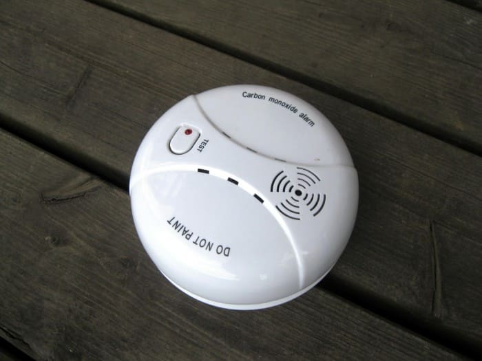 Protection from Carbon Monoxide Poisoning